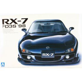 Aoshima 1:24 Mazda RX-7 FD3S 1998