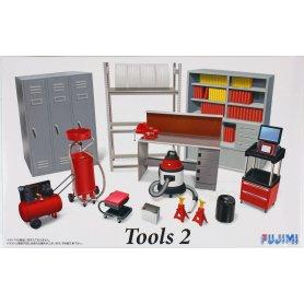 Fujimi 1:24 Tools