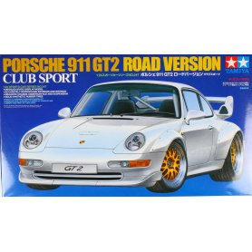 Tamiya 1:24 Porsche 911 GT2 / ROAD VERSION