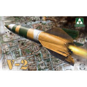 Takom 1:35 2075 Single Ballistic Missile V-2