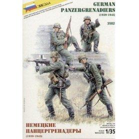 ZVEZDA 3582 GER. PANZER GRENAD.1/35