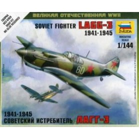 ZVEZDA 6118 SOV. FIGHTER LAGG-3