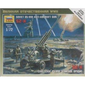 ZVEZDA 6148 SOV. 85 MM ANTI-AIRCR.G