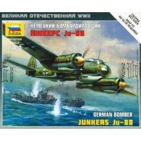 ZVEZDA 6186 JU-88 A4