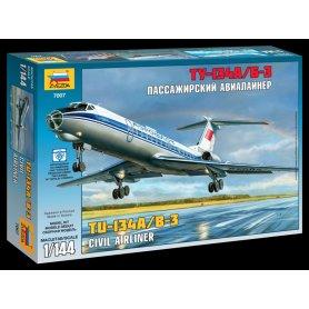ZVEZDA 7007 TUPOLEV TU-134B