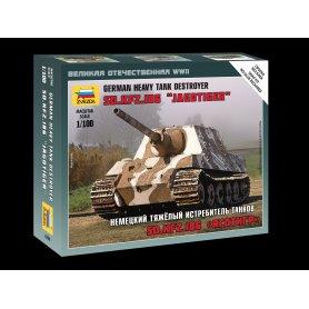 Zvezda 6206 1/100 Sd.Kfz 186 Jagdtiger