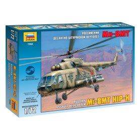 Zvezda 1:72 Mil Mi-8MT Hip-H