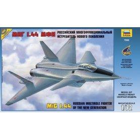 Zvezda 1:72 Mikoyan-Gurevich MiG 1.44
