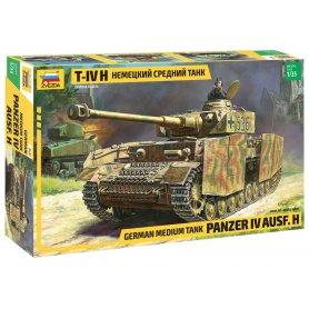 Zvezda 3620 1/35 Panzer IV Ausf. H