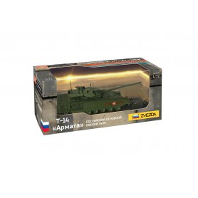 Zvezda Armor 1:72 Russian Main Battle Tank T-14 ARMATA