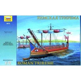 Zvezda 1:72 Roman Trireme