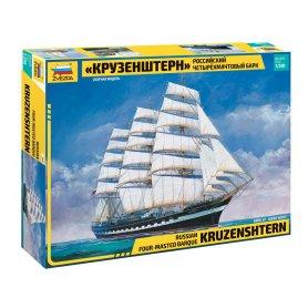 Zvezda 9045 Krusenstern Sailingship
