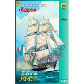 ZVEZDA 9034 FRENCH ACHERON    1/200