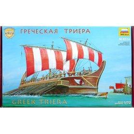 ZVEZDA 8514 GREEK TRIERA       1/72