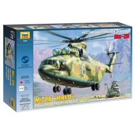 Zvezda 1:72 Mil Mi-26 Halo