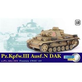 Dragon Armor 60601 Pz.III Ausf.N