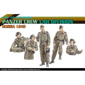 DRAGON 6214 PANZER CREW 1/35
