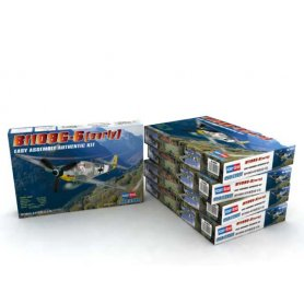 HOBBY BOSS 80225 1/72 Bf109G-6(early)