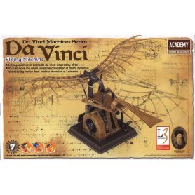 Academy 18146 Da Vinci Flying Machine