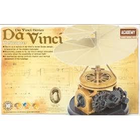 Academy 18159 Da Vinci Helicopter