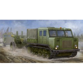 Trumpeter 09514 Russian AT-S Tractor