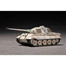 Trumpeter 1:72 Pz.Kpfw.VI King Tiger Porsche turret w/Zimmerit