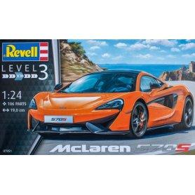 Revell 07051 McLaren 570S 1/24 new