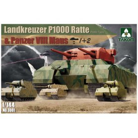 Takom 1:144 Landkreuzer P1000 Ratte