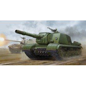 Trumpeter 05591 JSU-152K Armored S-P gun