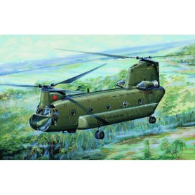 Trumpeter 1:72 CH-47A Chinook