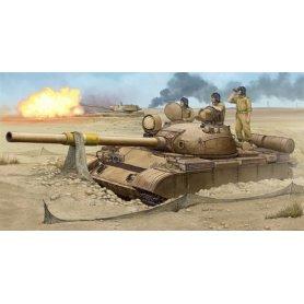 Trumpeter 01548 T-62 mod.1962 (Iraq Regular Army)