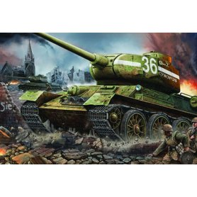 TRUMPETER 00902 T-34/85 1944 1/16