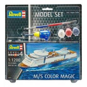 Revell 65818 Model Set M/S Color Magic 1/1200