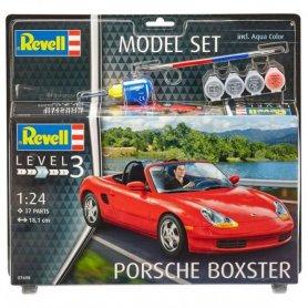 Revell 67690 Model Set - Porsche Boxter 1/24