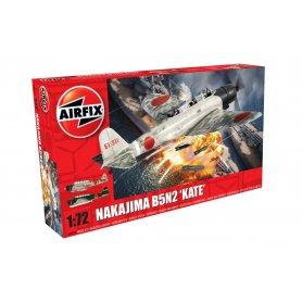 Airfix 04058 Nakajima B5N2 Kate 1:72