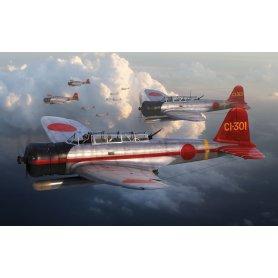 Airfix 1:72 Nakajima B5N1 Kate