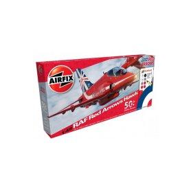 Airfix 05031B RAF Red Arrows Hawk Gift Set