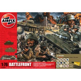 AIRFIX 50009 BATTLE FRONT GIFT SET