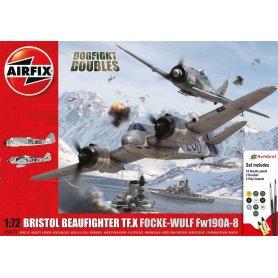 Airfix 50171 Bristol Beaufighter Mk.X- FW-190-8
