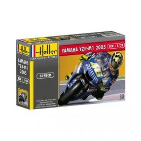 Heller 1:24 Yamaha YZR M1 2005