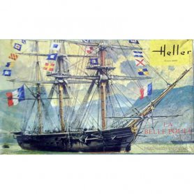 Heller 80838 Żaglowiec La Belle Poule 1/200