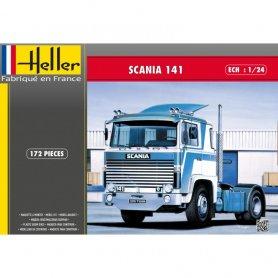 Heller 80773 Scania 141 Gervas