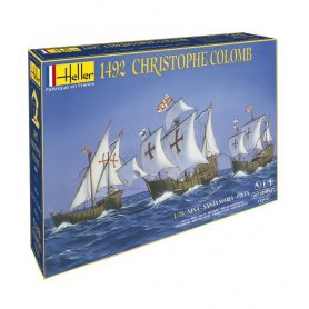 Heller 52910 Christophe Colomb