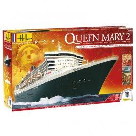 HELLER 52902 QUEEN MARY 2 1/600