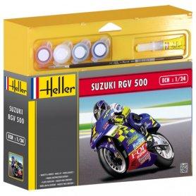 Heller 50922 Suzuki 500 1/24    S-3