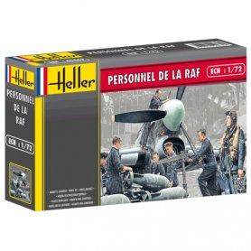 Heller 49647 Raf Personel 1/72  S-1