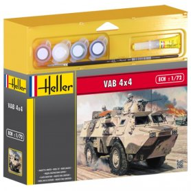Heller 49998  Vab 4X4 1/72      S-3