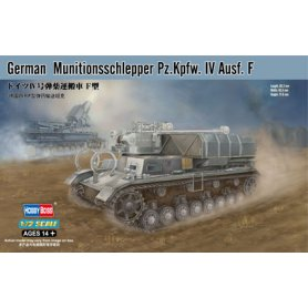 HOBBY BOSS 82908 1/72 German  Munitionsschlepper P