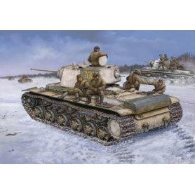 "HOBBY BOSS 84813 1/48 Russian KV-1 Model 1942 ""Hea"