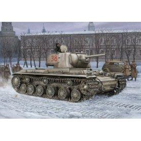 HOBBY BOSS 84814 1/48 Russia KV-1 model 1942 Light
